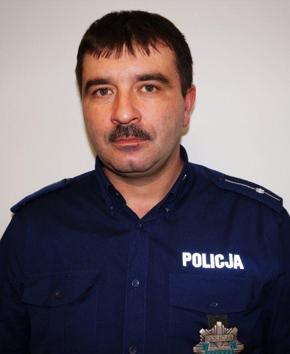 <b>Grzegorz Czech</b> - KP Łazy - Komenda Powiatowa Policji w Zawierciu - 65-317398